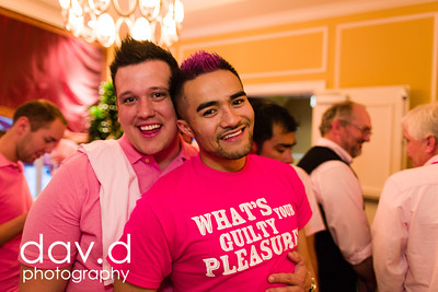 Pink Party 2013 at the Hotel Monaco