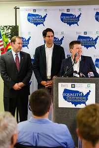 DOMA & Prop 8 Press Conference in Utah