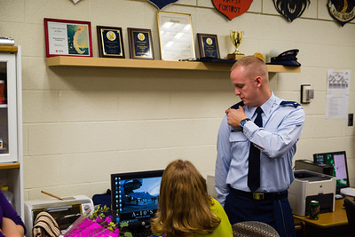 BYU Air Force ROTC Commissions